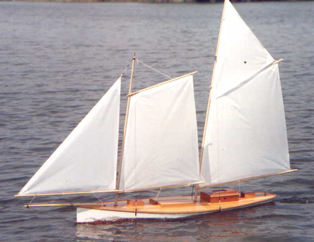 of mutton sails larger sharpies carried gaff schooner ketch and yawl ...